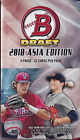 2018 BOWMAN DRAFT ASIA EDITION FACTORY SEALED HOBBY BOX