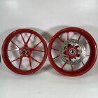 Marchesini Forged Aluminum Front Rear Wheels Ducati 749 999 999S 999R