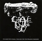 GRAVE IN THE SKY: Cutlery Hits China CD Sludge Doom Corrupted Hey Colossus