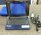Acer Aspire One D250 1165 Blue Netbook LUS670B538 w Charger  Case