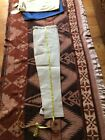 Vintage NOS Stove Pipe stretch denim pants tag size 10 with 23 inch waist