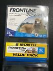 Frontline Plus for Dogs 23 44 lbs 8 Month Supply
