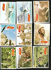 TOPPS 1969 PLANET OF THE APES MOVIE GREEN BACKS SET