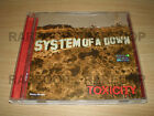 Toxicity by System Of A Down (CD, 2001, Sony) MADE IN ARGENTINA
