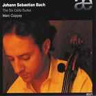 Marc Coppey - Bach: The Six Cello Suites [CD]