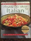 Weight Watchers Simply the Best Italian  More Than 250 Classic Recipes from