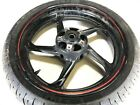 2012 Kawasaki Ninja Z1000 Rear Wheel Rim STRAIGHT (no tire) 17