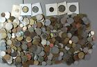 Large FIVE 5 Full Pounds Lot of World Foreign coins 5 LB