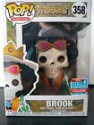 Funko POP! Animation One Piece - Brook - NYCC 2018 Fall Convention Exclusive