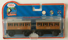Thomas & Friends Wooden Railway - Annie and Clarabel - 2005, LC99195 - NEW!