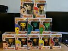 Street Fighter Funko POP Vinyl Lot (10) 5 Exclusives Mint Condition