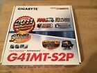 Gigabyte Technology GA G41MT S2PT LGA 775 Socket T Intel Motherboard