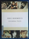 Eric Rohmers Six Moral Tales Mint OOP DVD 6 Disc Set Criterion Collection
