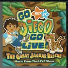 Live! The Great Jaguar Rescue by Various Artists (CD, Mar-2007) **NO CASE**