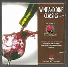 Wine and Dine Classics by Various Artists (CD, Eclipse--bay) **NO CASE**