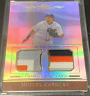 Miguel Cabrera 2011 Topps Tribute Patch Relic 4 Of 24 !