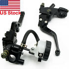 7/8'' Brake Clutch Master Cylinder Reservoir Lever For Yamaha YZF R1 R6 Honda US