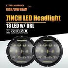 7 inch CREE LED Headlight H4 H13 DRL High Low Beam for JEEP Wrangler CJ JK TJ