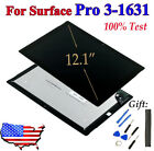 For Microsoft Surface Pro 3 1631  Lcd Touch Screen Digitizer Assembly +Protector