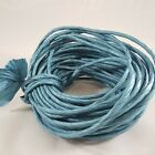 Twisted Paper Ribbon blue wedgewood country 20 Yds arts crafts