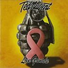 Ted Nugent - Love Grenade NEW CD