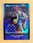 John Stockton Rookie Cards and Autographed Memorabilia Guide 20