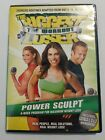 THE BIGGEST LOSER The Workout Power Sculpt DVD 2007 exercise weight loss