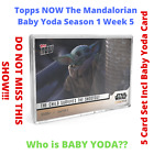 2019 Topps Now Star Wars Mandalorian Cards - Chapter 8 16