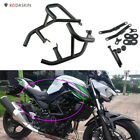 Fairing Body Guard Crash Bar Frame Cover Front Protector for Kawasaki Z400 19-20