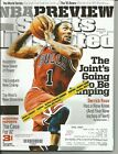 Rose Becomes First Bulls Star to Appear On Sports Illustrated Cover Since Jordan 8