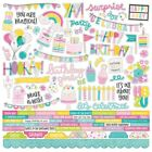 Magical Birthday Cardstock Stickers 12X12 Combo 4 Pack