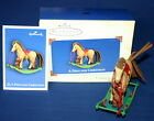 HALLMARK ORNAMENT 2004  A PONY FOR CHRISTMAS # 7 IN SERIES