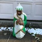 Vintage Empire King Nativity Christmas Outdoor Lighted Blow Mold Giant 30