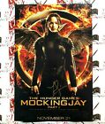 Francis Lawrence JSA Autographed 12x18 The Hunger Games Photo Director RACC