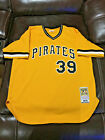 Authentic Dave Parker 1979 Pittsburgh Pirates Mitchell & Ness jersey sz 52 2XL