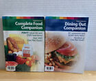 Weight Watchers Complete Food Dining Out Companion Book 2004 Turn Around Points