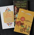 Vintage Weight Watchers Diet Booklets Lot of 3