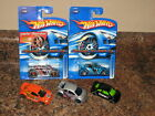 Hot Wheels Lot of 5 Volkswagen New Beetle Cup FTE VW Mystery Variation