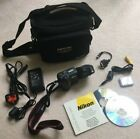 Nikon COOLPIX 950 1.9MP Digital Camera - Power Supply, Leads, Card, Disc and Bag