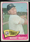 Comprehensive Guide to 1960s Mickey Mantle Cards 138