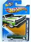 Hot wheels 2012 super treasure hunt 66 ford 427 fairlane