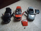 lot of 3 die cast scale 1 18 model cars NOREVMaisto beanstalk group