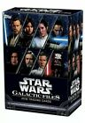2018 Topps Star Wars Galactic Files Value Box 10 packs plus 1 Patch Card