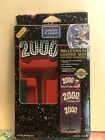 Lemax 2000 Millennium Celebration Lighted Village Sign Battery Operated