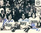Foil Up with Hanson Brothers Hockey Cards 13
