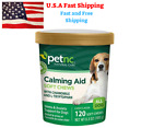 Natural Calming Chews Anti Stress for Dogs Anxiety Pets Soft Supplements Treats