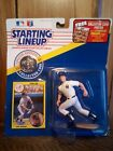 New York Yankees STEVE SAX Action Figure 1991 Starting Lineup Unopened
