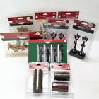 Christmas Village Lot of 9 Lemax Plus Holiday Inspirations