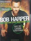 Bob Harper Inside Out Method Body Rev Cardio Conditioning DVD Fitness