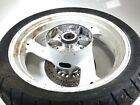 88 Yamaha FZR1000 Genesis Rear Wheel Rim STRAIGHT (no tire)